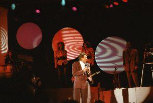 Roland Kaiser 1989 Stadthalle Osnabrück