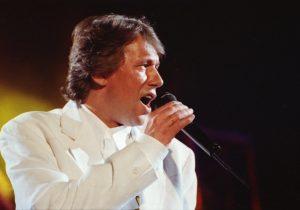Roland Kaiser 1991 in der Stadthalle Bielefeld