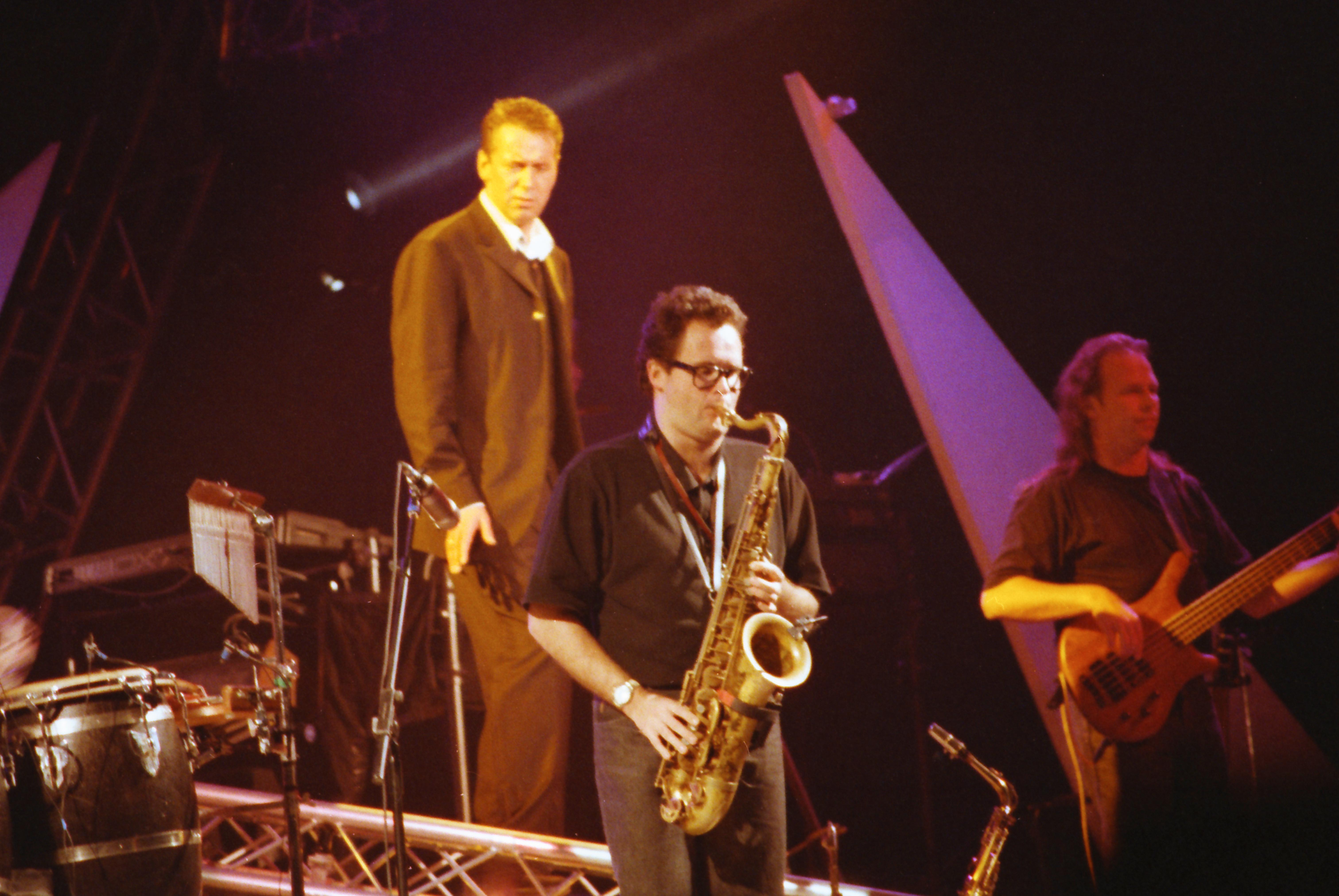 Roland Kaiser 1993 in der Stadthalle Bielefeld