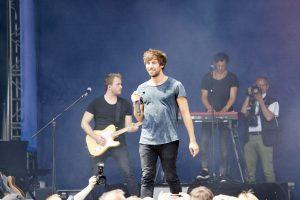 Live am Norisring: Max Giesinger